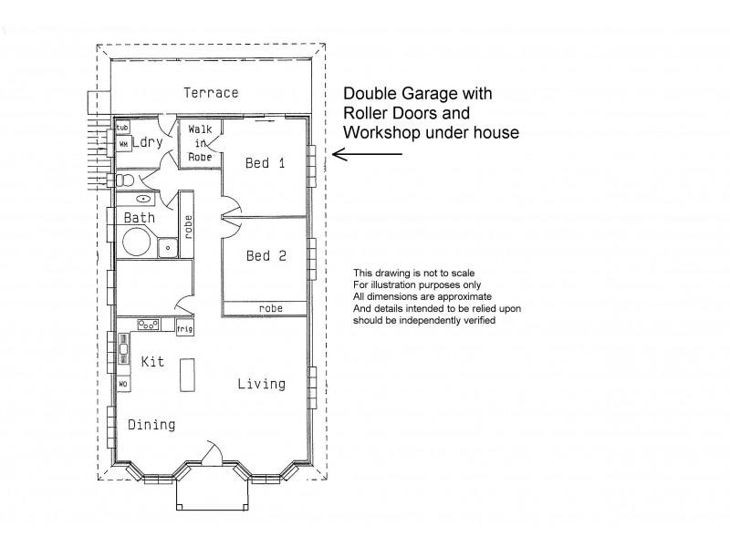 4 Tom Thumb Court, Cooloola Cove QLD 4580 Floorplan