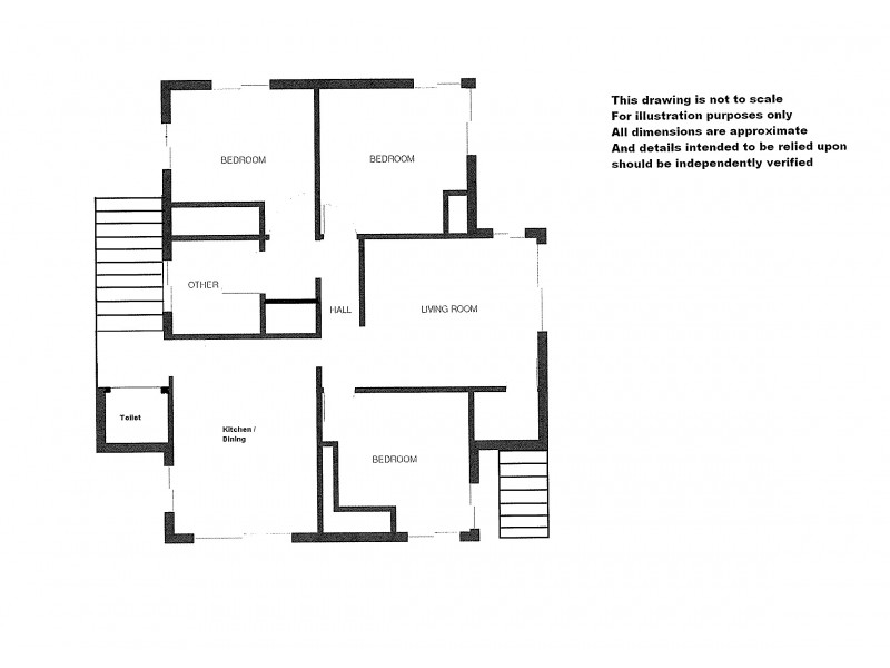 10 Dory Street, Tin Can Bay QLD 4580 Floorplan