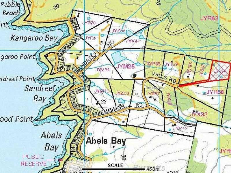 Lot 2  49 Wills Road, Abels Bay TAS 7112