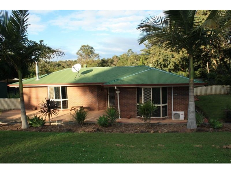 150 Bluff Road, Cedar Vale QLD 4285