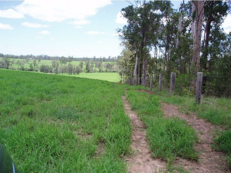1838 Maryborough Biggenden Rd, Dunmora QLD 4650