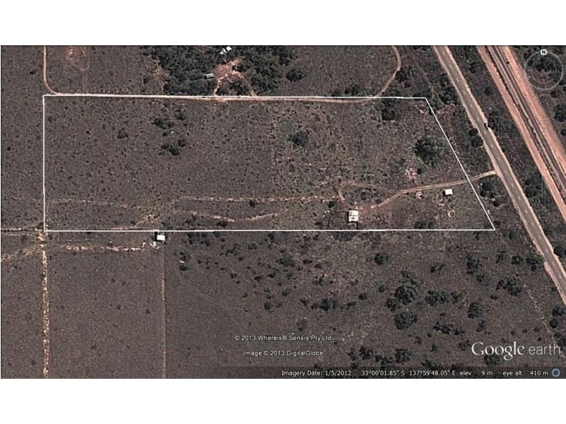 Sec 165 Old Port Augusta Road, Port Germein SA 5495
