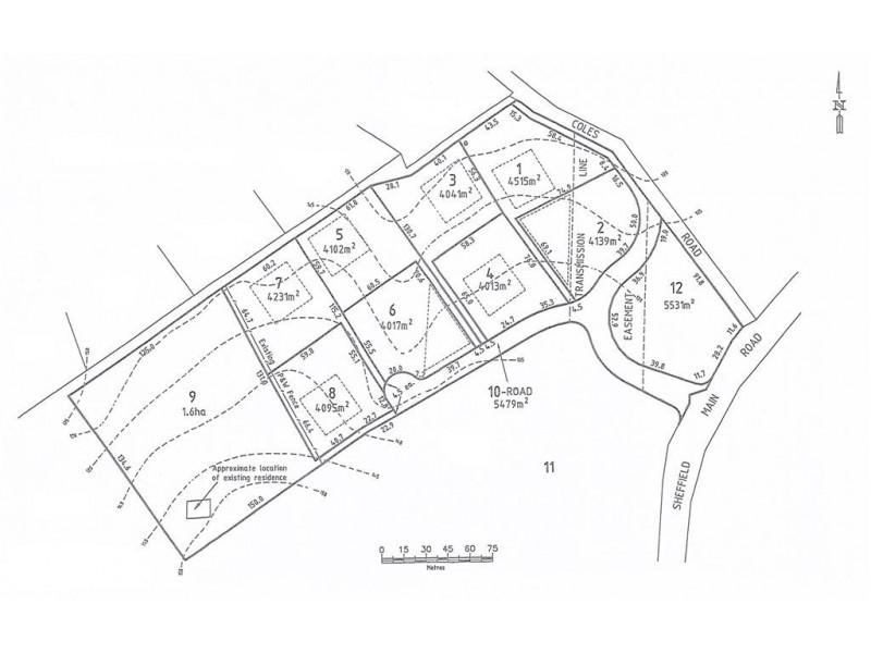 Lot 5 Truro Place, Acacia Hills TAS 7306