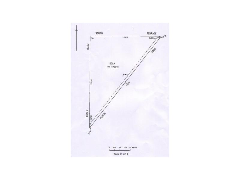 Section 570A Hd Belalie South Terrace, Jamestown SA 5491