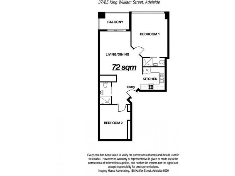 37/65 King William Street, Adelaide SA 5000
