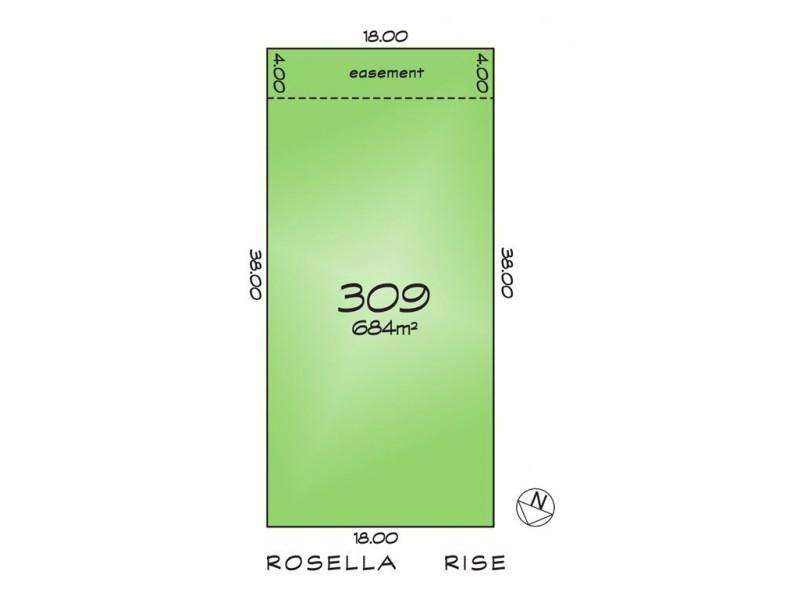 Lot 309 Rosella Rise, Mannum Waters, Mannum SA 5238