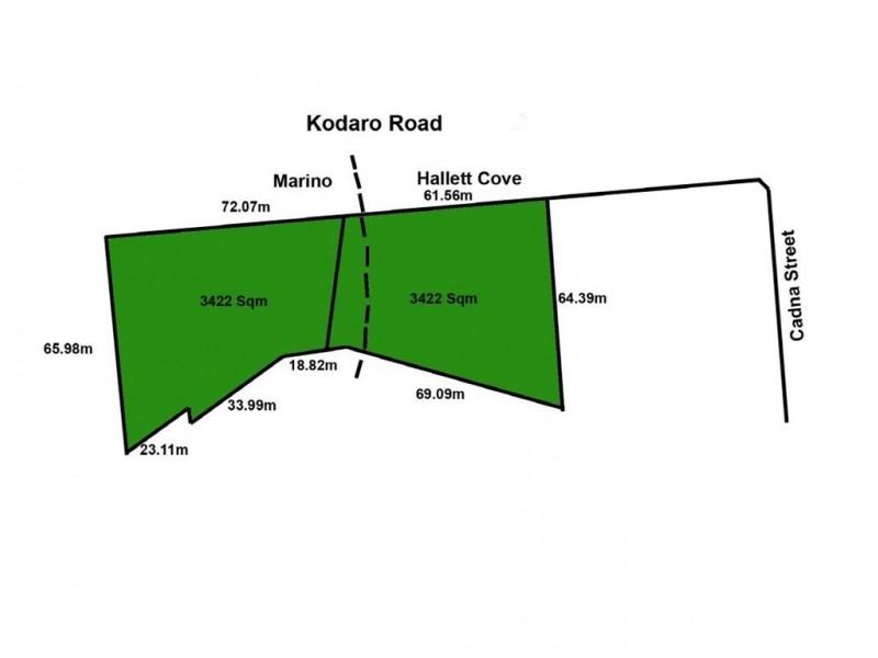 lot 1 Kodaro Road, Marino SA 5049
