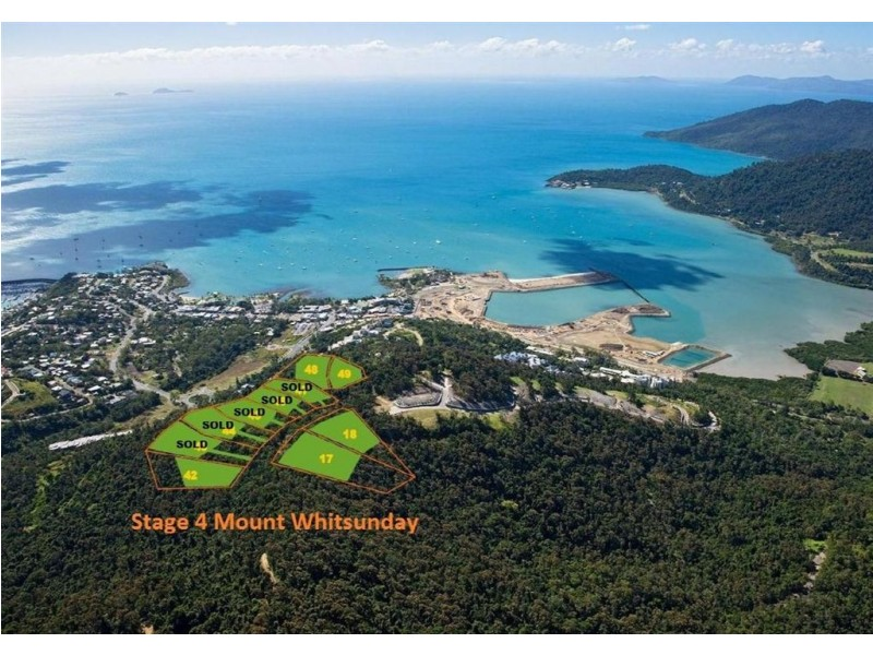 Stage 4 Mount Whitsunday Drive, Airlie Beach QLD 4802