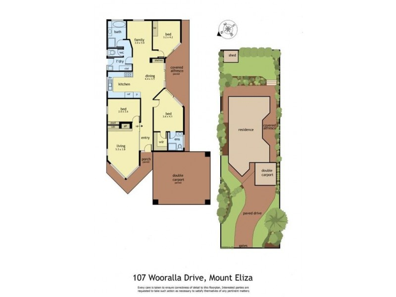 107 Wooralla Drive, Mount Eliza VIC 3930