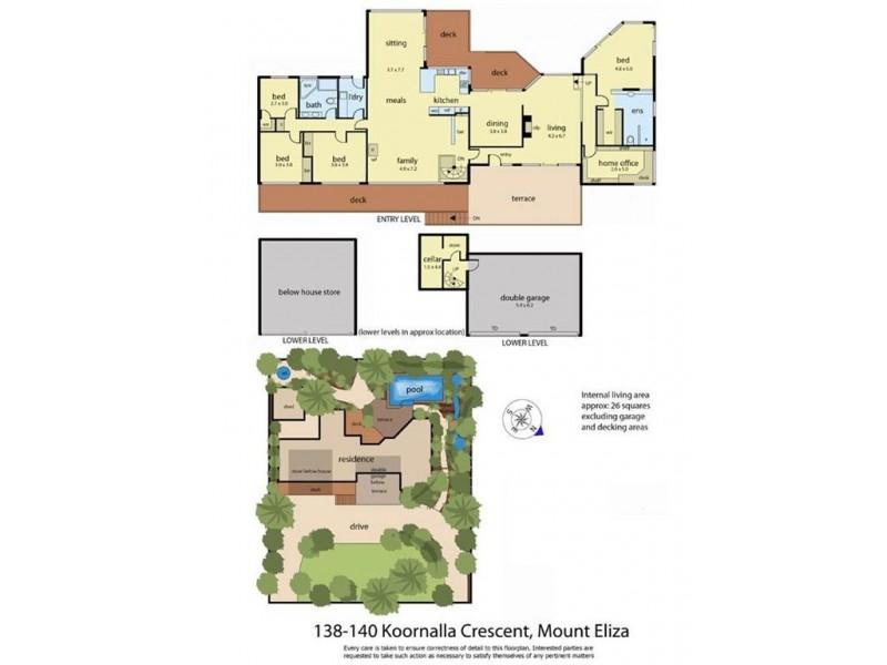 138-140 Koornalla Crescent, Mount Eliza VIC 3930