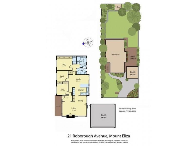 21 Roborough Avenue, Mount Eliza VIC 3930