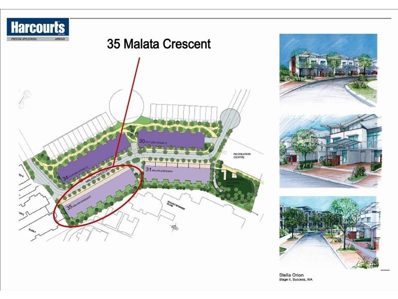 25/35 Malata Crescent, Success WA 6164