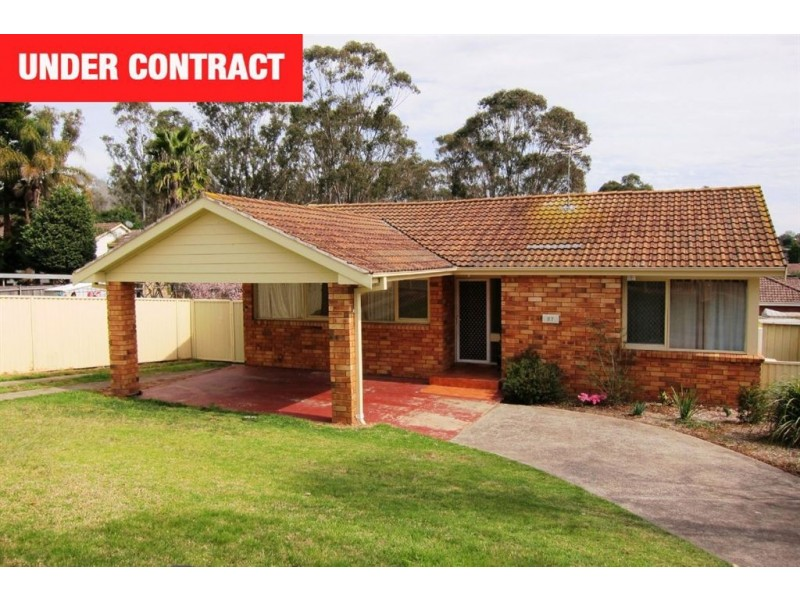 27 Dickens Road, Ambarvale NSW 2560