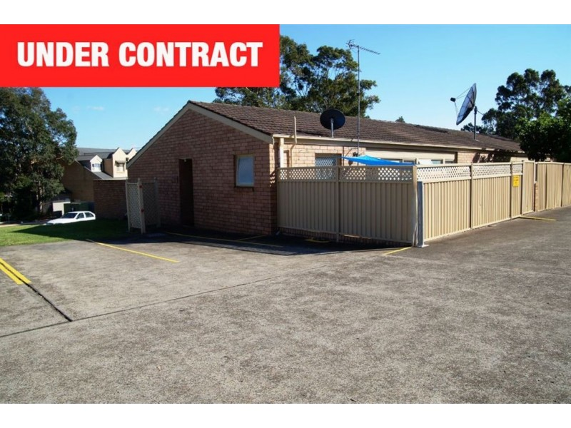 1/42 Woodhouse Drive, Ambarvale NSW 2560