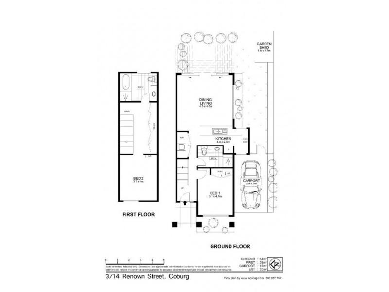 3/14 Renown Street, Coburg VIC 3058