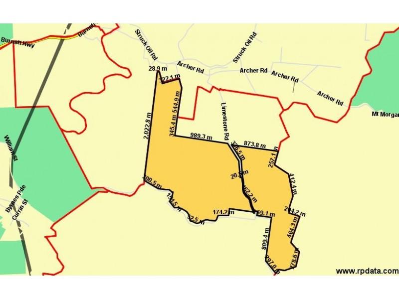 140 Limestone Road, Bouldercombe QLD 4702