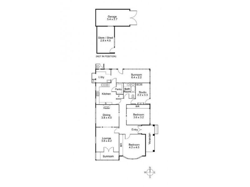 100 Wingrove Street, Alphington VIC 3078