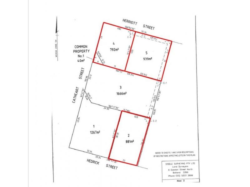 Lot 2/901-903 Cathcart Street, Buninyong VIC 3357