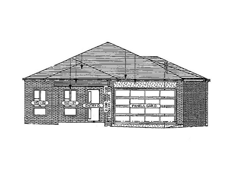 Lot 1307 Dalwood Way, Wollert VIC 3750