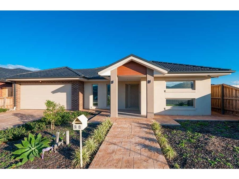 26 Cloverfield Crescent, Epping VIC 3076