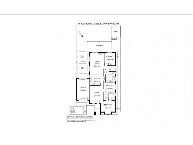5 Callabonna Avenue, Andrews Farm SA 5114