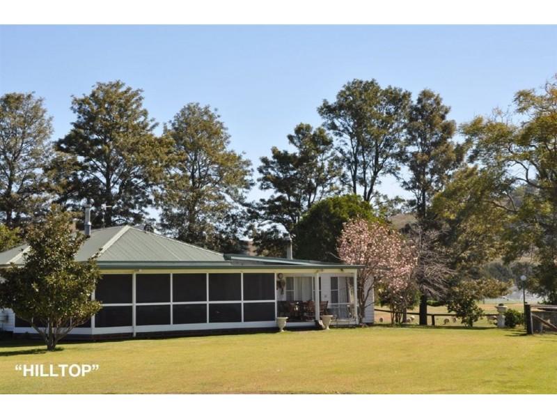 """. """"Hilltop"""", Rouchel Rd, Aberdeen NSW 2336"""