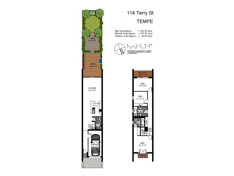 114 Terry Street, Tempe NSW 2044 Floorplan