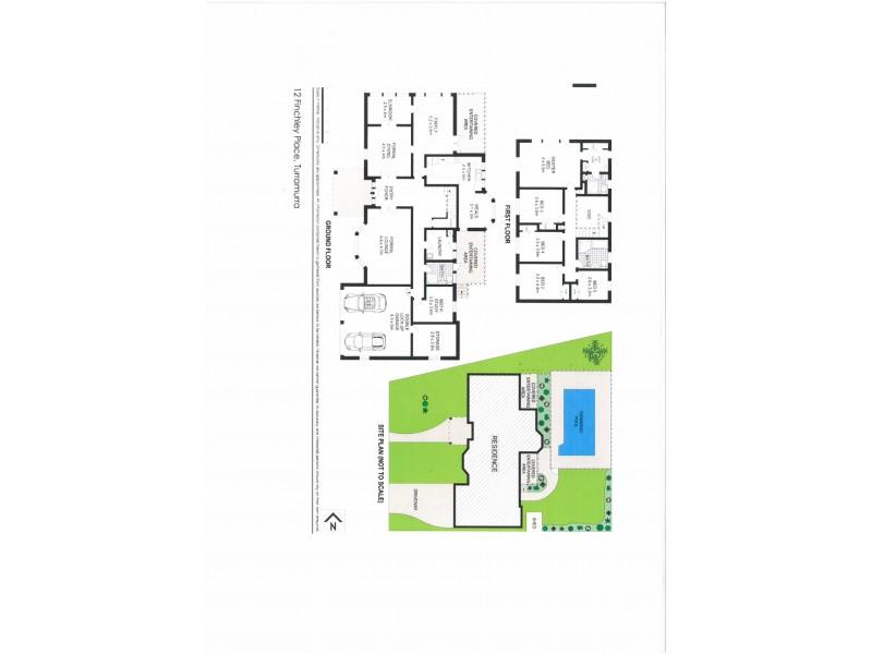 12 Finchley Place, Turramurra NSW 2074 Floorplan