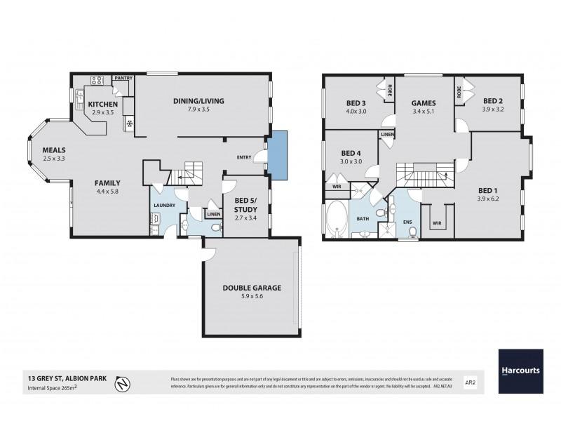 13 Grey Street, Albion Park NSW 2527 Floorplan