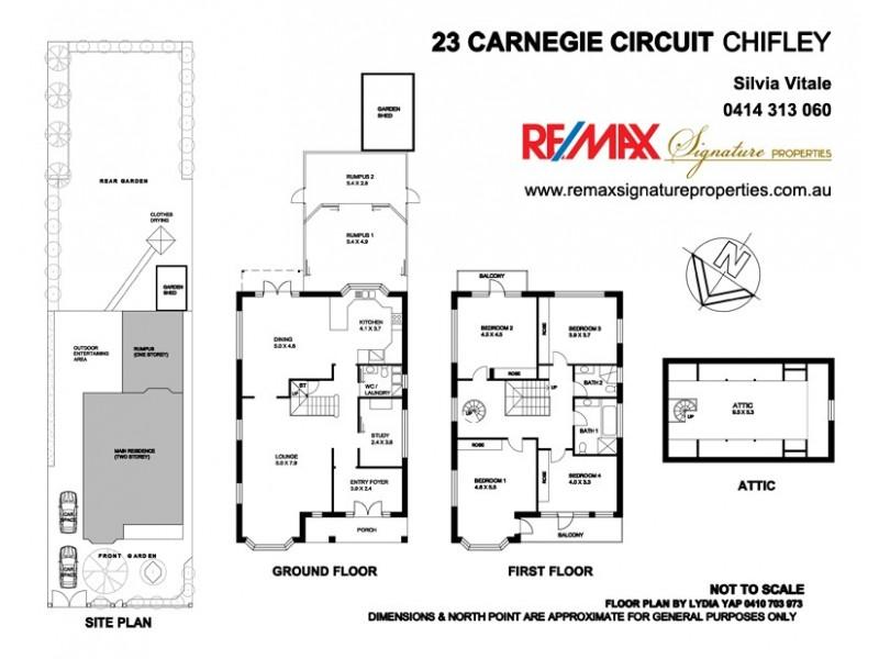 23 Carnegie Circuit, Chifley NSW 2036