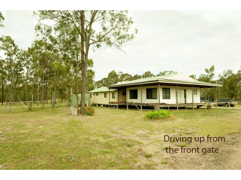 256 J Hunters Road, Ballogie QLD 4610