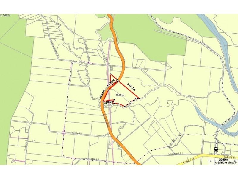 Lot 2 & 3 Bruce Highway, Bemerside QLD 4850