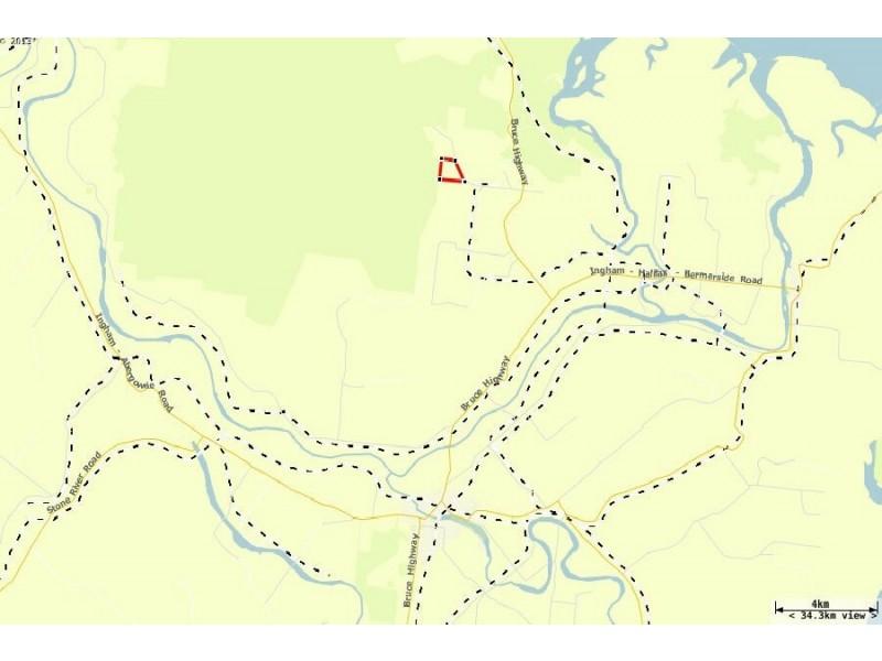 Lot 3 Mount Gardiner Road, Bemerside QLD 4850