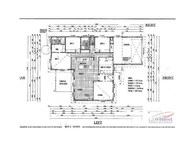 27 Kimberley Drive, Burpengary QLD 4505 Floorplan