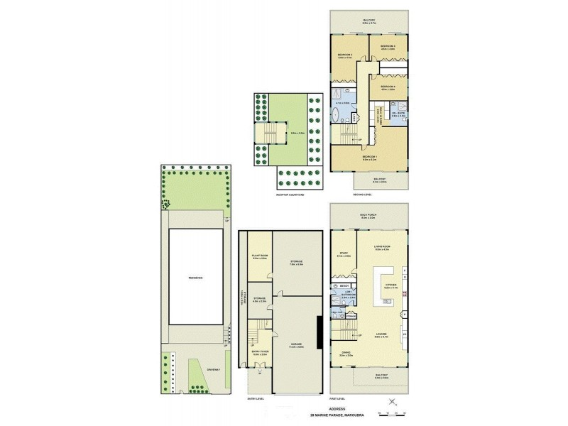 28 Marine Parade, Maroubra NSW 2035 Floorplan