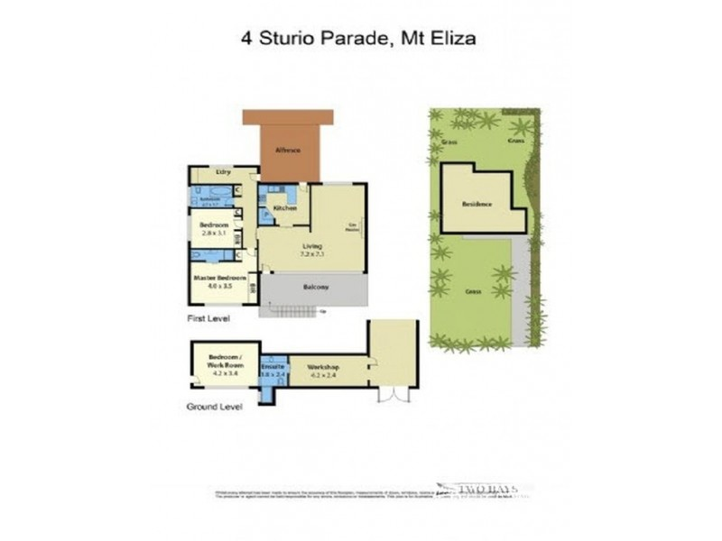 4 Sturio Parade, Mount Eliza VIC 3930 Floorplan