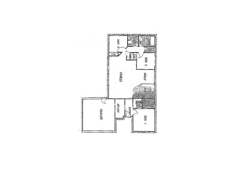 38 Milburn Circuit, Caroline Springs VIC 3023 Floorplan