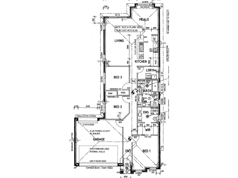 19A Horwood Road, Salisbury North SA 5108 Floorplan