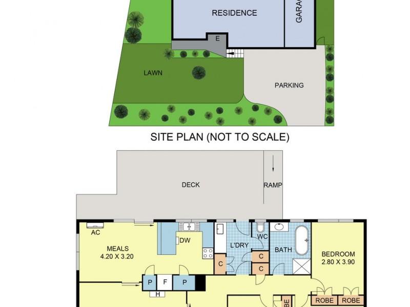 3 The Brentwoods, Chirnside Park VIC 3116 Floorplan