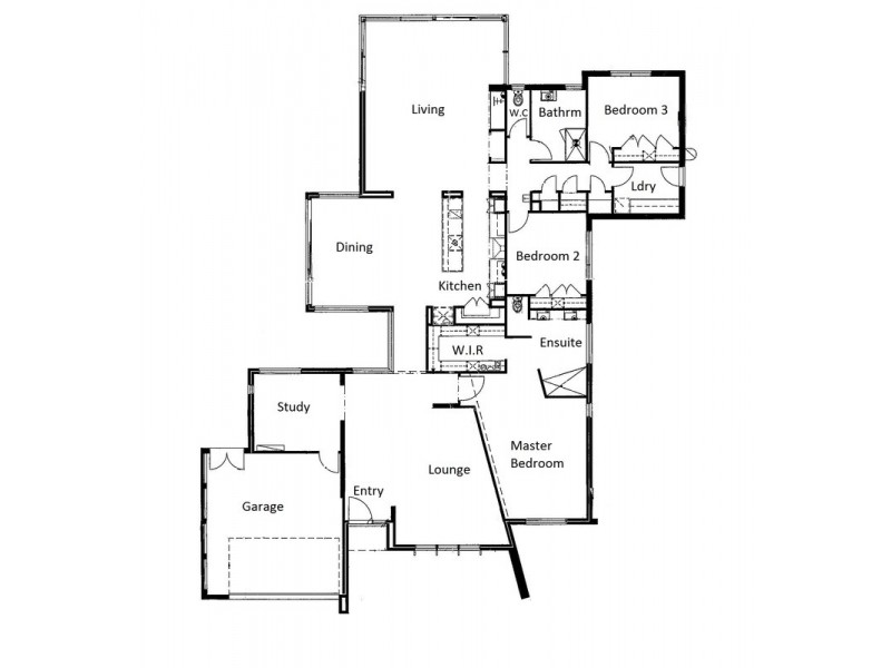 38 Cobb & Co Way, Gol Gol NSW 2738 Floorplan