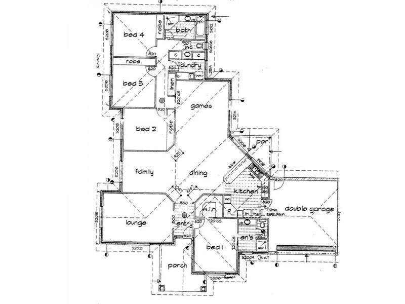9 Regina Avenue, Cabarita VIC 3505 Floorplan