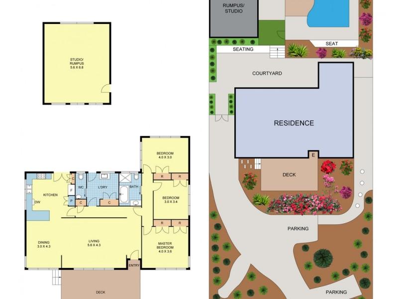 39 Alice Street, Croydon North VIC 3136 Floorplan