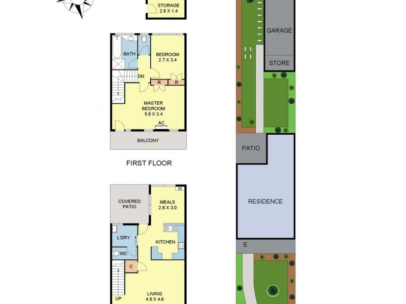 29 Marlow Street, Mooroolbark VIC 3138 Floorplan