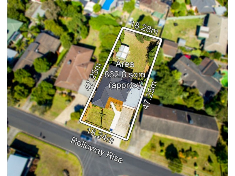 21 Rolloway Rise, Chirnside Park VIC 3116