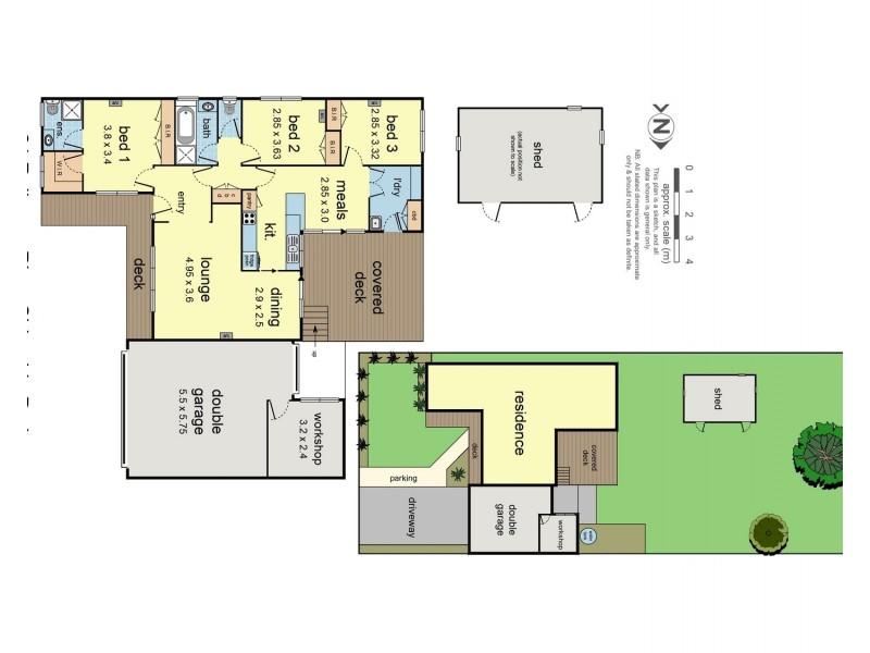21 Rolloway Rise, Chirnside Park VIC 3116 Floorplan