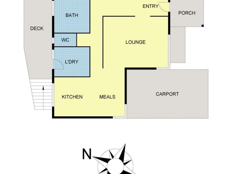16 Chirnside Drive, Chirnside Park VIC 3116 Floorplan