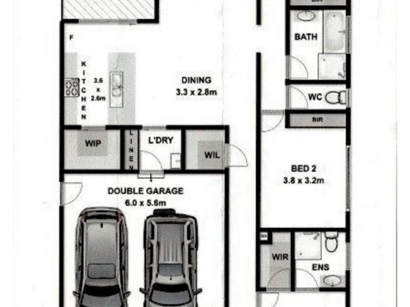 11 Sadlier Street, Wodonga VIC 3690 Floorplan