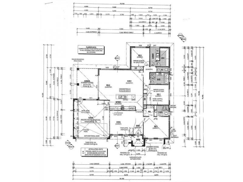 7 Featherstone  Avenue, Albury NSW 2640 Floorplan