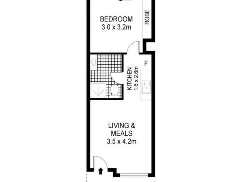 16/96 Gisborne Road, Bacchus Marsh VIC 3340 Floorplan