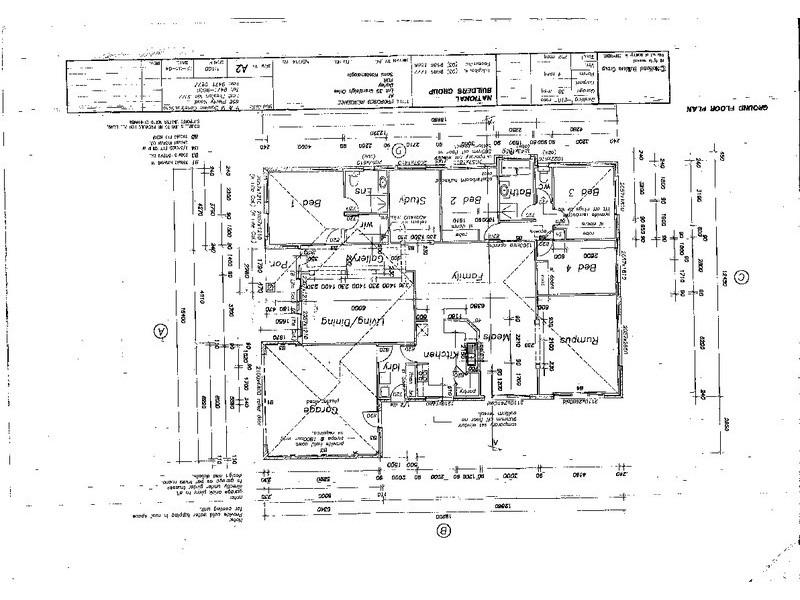 33 Grantleigh Drive, Bacchus Marsh VIC 3340 Floorplan
